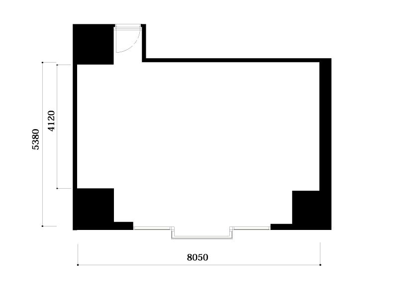 office 46.00㎡/13.92坪