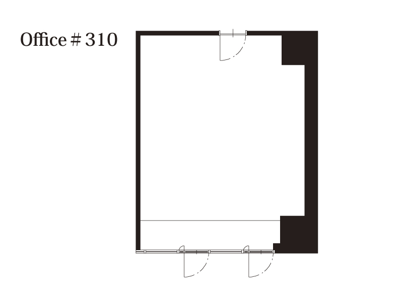 Office #310 35.14㎡/10.63坪